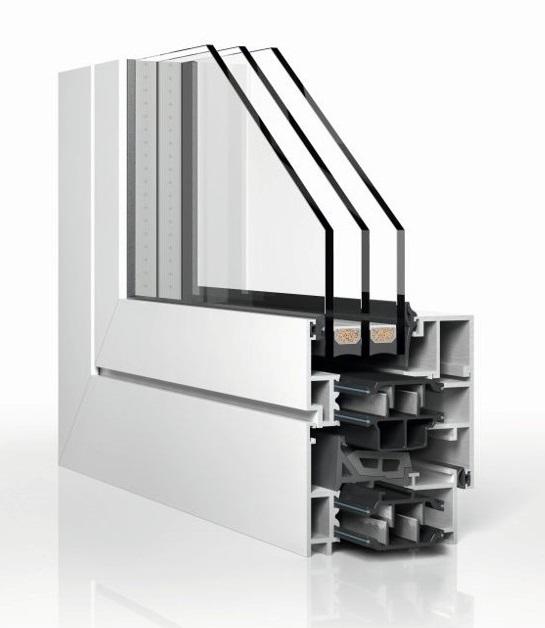 yalıtımlı alüminyum pencere